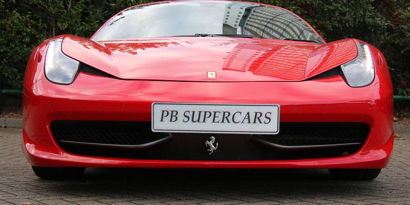 Hire The Ferrari 458 The Uk S Cheapest Ferrari Hire Deals